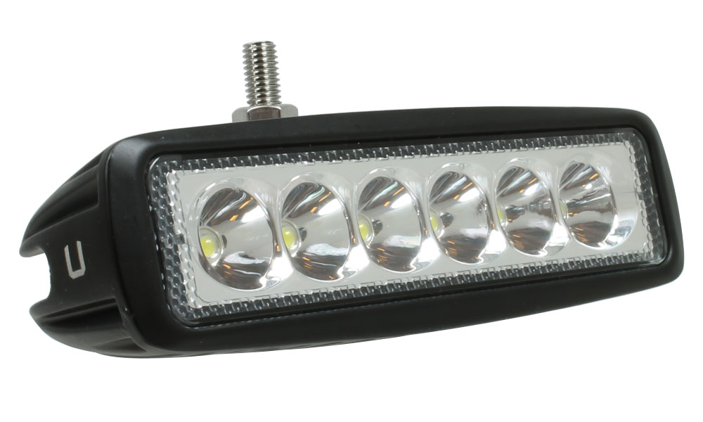 Heavy Duty LED Work Lamps and Exterior Lighting by VSM