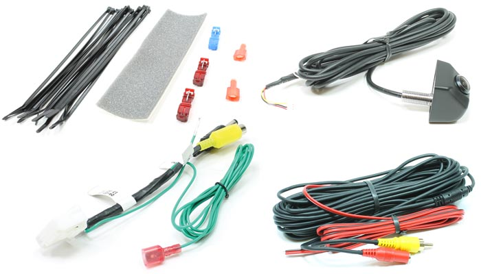 Wiring Diagram Toyota 4Runner Backup Camera 2006 from www.rostra.com