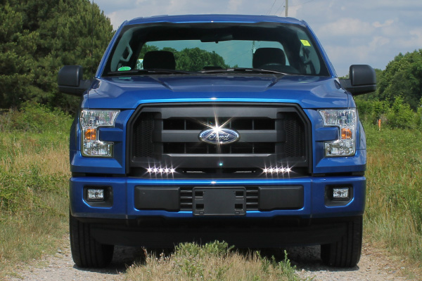 Led Daytime Running Lights For 2015 2016 Ford F150 Now