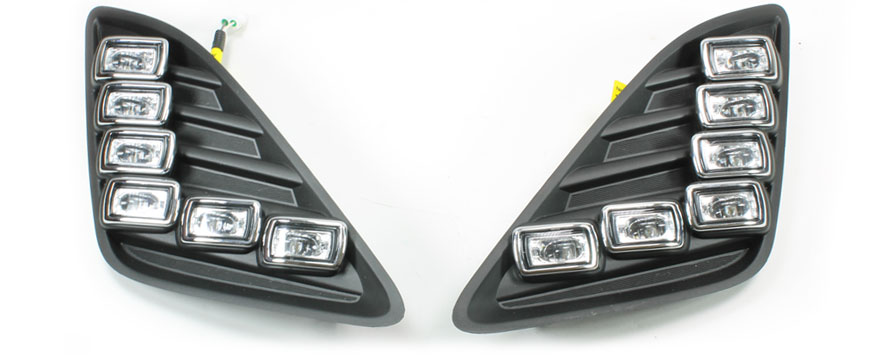 Rostra 260 1026 Camle Toyota Camry Le Daytime Running Lights