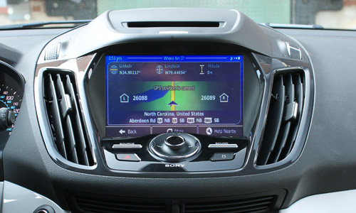 Factory Navigation For Ford And Lincoln