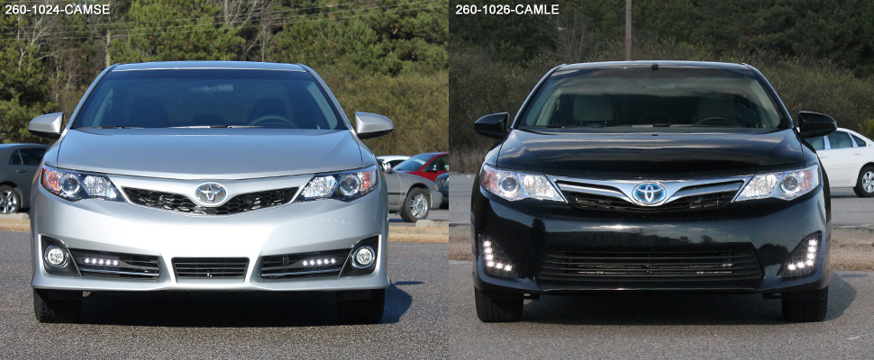 Toyota Camry Le And Se Led Lights